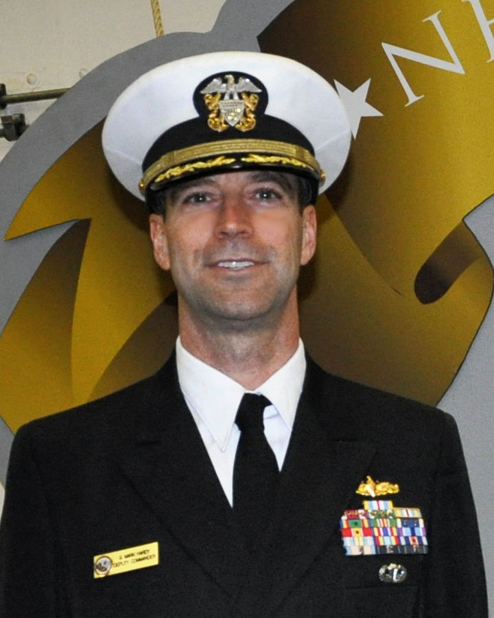 Captain G. Mark Hardy, United States Navy (Retired)